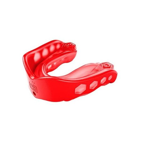 Shock Doctor Gel Max Adult Mouthguard - Red