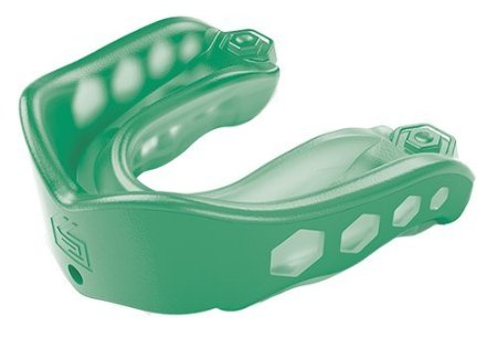 Shock Doctor Gel Max Youth Mouthguard - Green