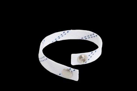 Skate Lace Bracelet (White)