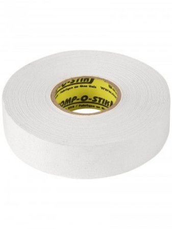 Case of 108 White cloth tape (24mm x 18m) *Special order only*