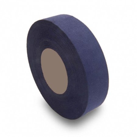 Pack of 6 Coloured Cloth Tape (24mm x 25m) - Navy Blue