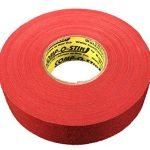Pack of 6 Coloured Cloth Tape (24mm x 25m) - Orange