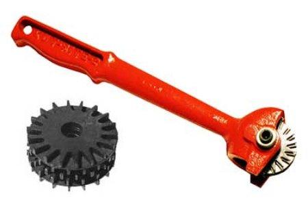 Star dresser for cross grinding wheels