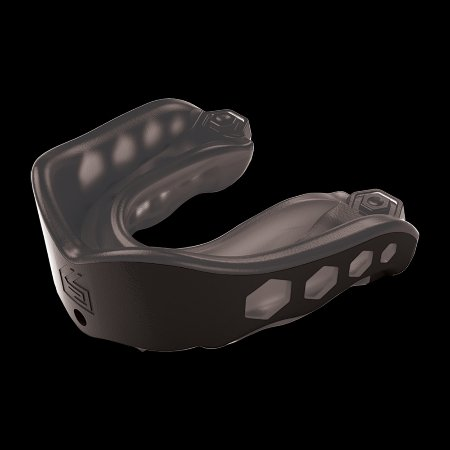 Shock Doctor Gel Max Youth Mouthguard - Black