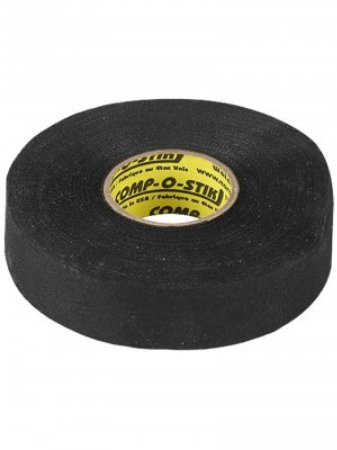 Case of 108 Black cloth tape (24mm x 18m) *Special Order Only*