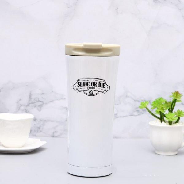 Slide or Die Travel Mug